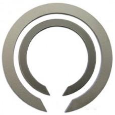 """Стопорное кольцо для трубы из нержавейки GofraFlex 2 1/2"""""""