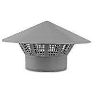 Канализационная вытяжка (зонт) Ø50 мм ПОЛИТЭК