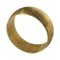 Кольцо зажимное Ø15 для фитингов медных труб