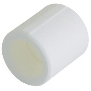 Муфта Кalde Ø20 мм белый полипропилен
