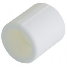 Муфта Кalde Ø63 мм белый полипропилен