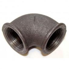 Угольник чугунный Ø32 мм Fittex