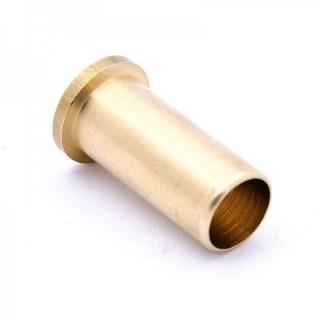 """Вставка латунная Ø22 для отожженной медной трубы (Гильза) """"TIEMME"""""""