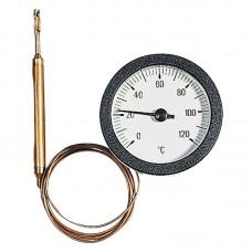 Термометр биметаллический дистанционный TC50/100 1000мм WATTS Ind (10005469)