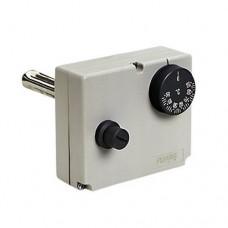 Термостат погружной с гильзой 1/2НР с предохранителем 100С