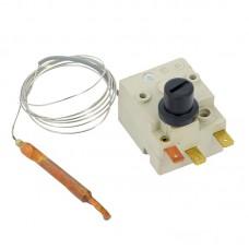 Термостат предохранительный, встраиваемый, капиллярный 1000мм 100С