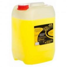 Антифриз для системы отопления DIXIS (Желтый) Этиленгликоль -65°С 20кг