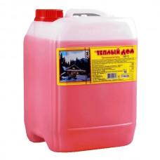 Теплоноситель для системы отопления ТЕПЛЫЙ ДОМ (Розовый) Этиленгликоль -65°С 20кг