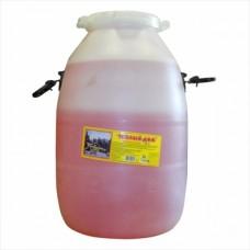 Теплоноситель для системы отопления ТЕПЛЫЙ ДОМ (Розовый) Этиленгликоль -65°С 50кг