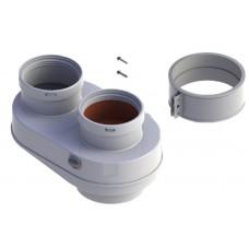 Адаптер для подключения раздельных труб, BAXI, KHG71413621