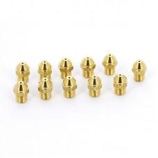 Комплект инжекторов для сжиженного газа для Baxi ECO-3 240 i,Fi/ LUNA-3 240 i,Fi/ LUNA-3 COMFORT 1.2, BAXI, 601520