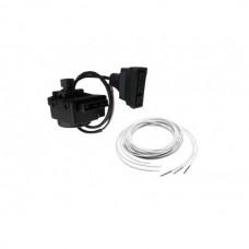 Комплект мотора 3-х ходового клапана, кабеля подключения и датчика температуры, BAXI, KFG71411191