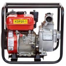 Мотопомпа дизельная Vodotok KDP20-1