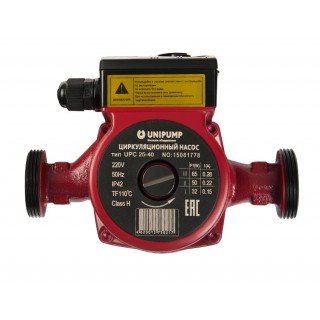 Циркуляционный насос Unipump UPC 25-160 230