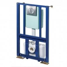 Канализационная установка (инсталляция с насосом измельчителем) SFA SANIWALL PRO