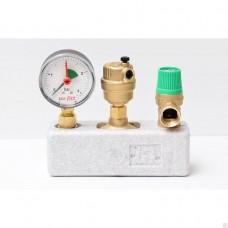 Группа безопасности котла с теплоизоляцией UNI-FITT до 50 кВт (57209G634141)