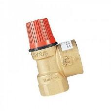 """Клапан предохранительный для систем отопления 1/2""""- (3/4"""") 3,0 бар SVH30 WATTS lnd"""