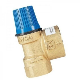 """Клапан предохранительный для систем водоснабжения 1/2""""- (3/4"""") 8 бар SVW8 WATTS lnd"""