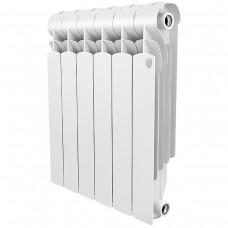 Батарея алюминиевая РОЯЛ ТЕРМО ИНДИГО 500 - 4 секции
