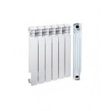Батарея алюминиевая для отопления 500 на 6 секций