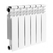 Радиатор биметаллический SMART INSTALL 500 - 10 секций Smart biEasy One 500 x10