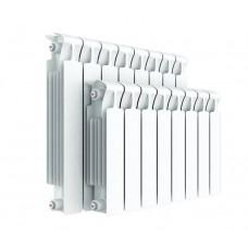 Биметаллический монолитный радиатор Rifar Monolit 350 - 4 секции