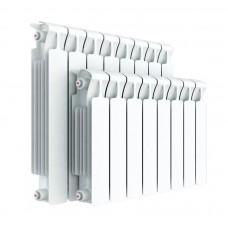 Биметаллический монолитный радиатор Rifar Monolit 500 - 4 секции