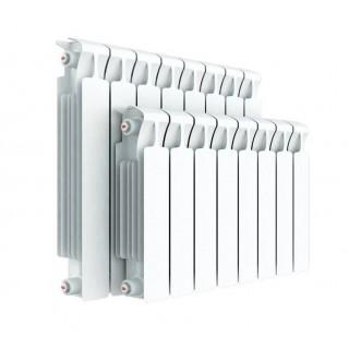 Биметаллический монолитный радиатор Rifar Monolit 350 - 12 секций