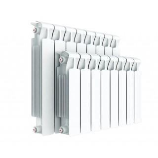 Биметаллический монолитный радиатор Rifar Monolit 350 - 14 секций