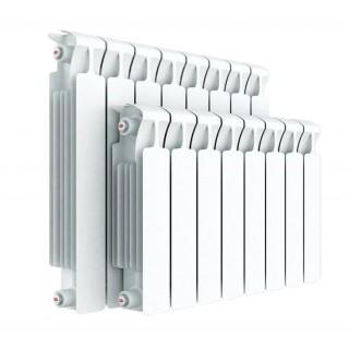 Биметаллический монолитный радиатор Rifar Monolit 350 - 6 секций