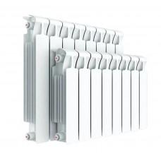 Биметаллический радиатор Rifar Monolit 350 - 8 секций