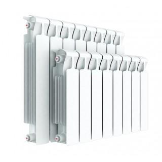 Биметаллический монолитный радиатор Rifar Monolit 350 - 8 секций