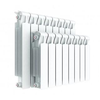 Биметаллический монолитный радиатор Rifar Monolit 500 - 14 секций