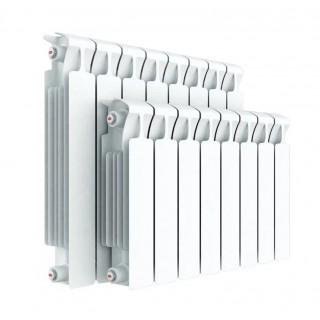 Биметаллический монолитный радиатор Rifar Monolit 500 - 8 секций