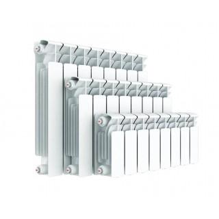 Биметаллический радиатор RIFAR Base 200 - 6 секций