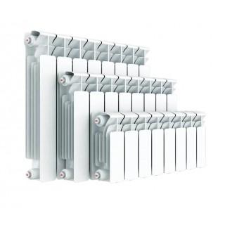 Биметаллический радиатор RIFAR Base 200 - 8 секций