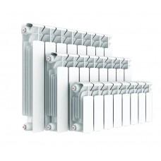 Биметаллический радиатор RIFAR Base 350 - 6 секций