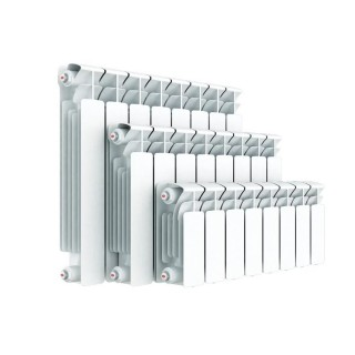 Биметаллический радиатор RIFAR Base 500 - 6 секций