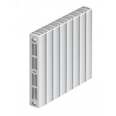 Радиатор отопления биметаллический монолитный Rifar MONOLIT SUPReMO 350 - 10 секции