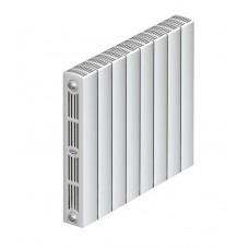 Радиатор отопления биметаллический монолитный Rifar MONOLIT SUPReMO 350 - 4 секции