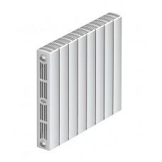 Радиатор отопления биметаллический монолитный Rifar MONOLIT SUPReMO 500 - 10 секции