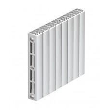 Радиатор отопления биметаллический монолитный Rifar MONOLIT SUPReMO 500 - 4 секции
