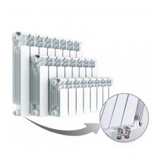Радиатор биметаллический RIFAR Base Ventil 350 4 секции с нижним левым подключением