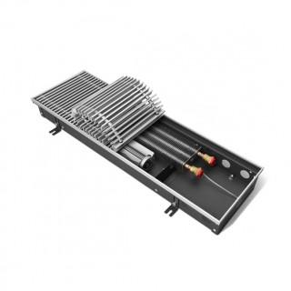 Внутрипольные конвекторы с вентилятором ESSAN KVZV (КВЗВ) 250x85x3200 мм