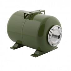 Гидроаккумулятор для водоснабжения горизонтальный ТОПОЛЬ ГМ24 литров