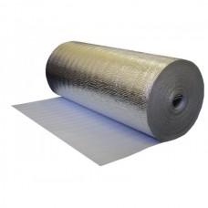 Металлизированный НПЭ ТЕПОФОЛ 1,0мх0,5см