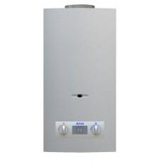 Газовая колонка проточная NEVA 4511P, цвет серебро, водонагреватель