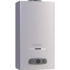 Газовая колонка проточная NEVA 4513P, цвет серебро, водонагреватель