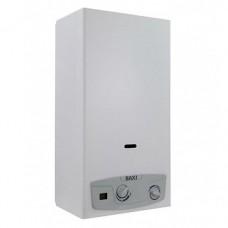 Водонагреватель проточный газовый BAXI SIG-2 14I, колонка газовая, 7219088