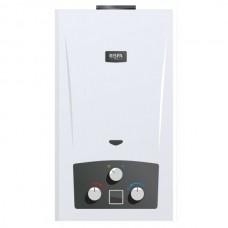 Газовая колонка проточная (Автоматическая) RISPA Norma RGNW-20 кВт (Белый)
